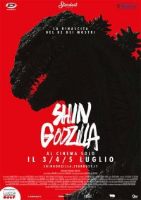 Shin Godzilla in streaming & download