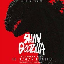 Locandina di Shin Godzilla