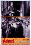 Locandina di Maigret e i gangsters