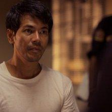 Metro Manila: Jake Macapagal in una scena del film