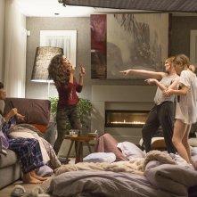 Prima di domani: Zoey Deutch, Halston Sage, Cynthy Wu e Medalion Rahimi in una scena del film