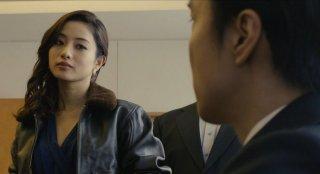 Shin Godzilla: Satomi Ishihara in una scena del film