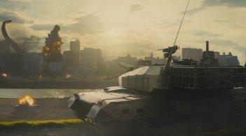 Shin Godzilla: una scena del film