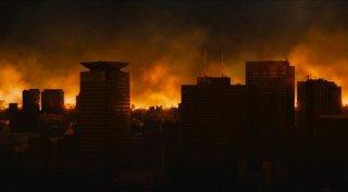 Shin Godzilla: un'immagine tratta dal film