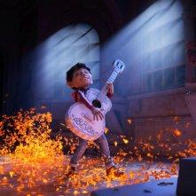Coco: una nuova immagine del film Disney/Pixar