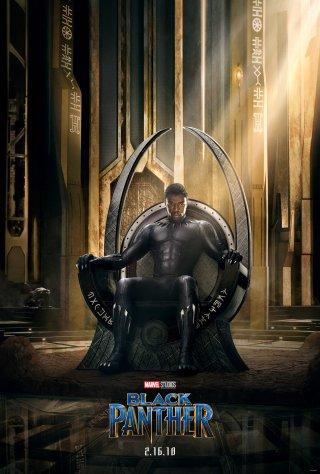 Black Panther: il nuovo poster del film