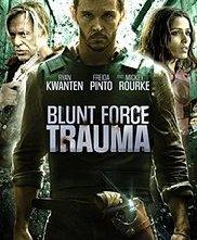 Locandina di I combattenti - Blunt Force Trauma