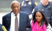 Bill Cosby si fa accompagnare dalla Rudy dei Robinson al processo per abusi sessuali