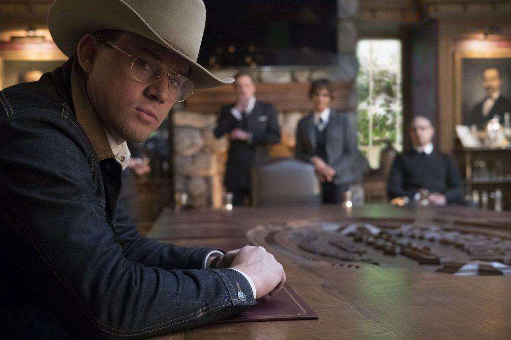 Kingsman: Il cerchio d'oro - Channing Tatum in una foto del film