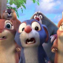 Nut Job 2 - Tutto molto divertente: un'immagine del film d'animazione