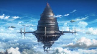 Sword Art Online: paesaggi