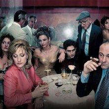 I Soprano: una foto promozionale della serie
