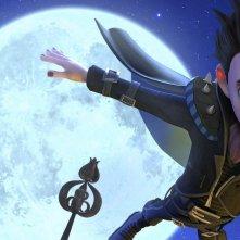 Vampiretto: una scena del film animato