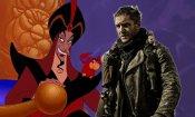 Aladdin: Tom Hardy sarà Jafar nel live-action di Guy Ritchie?
