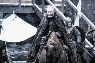 Il Trono di Spade: un'immagine di Ser Davos