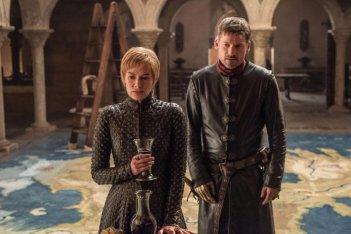 Il Trono di Spade: Lena Headey e Nikolaj Coster-Waldau in una foto della serie