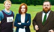 Lindsay Lohan affianca Rupert Grint e Nick Frost nella sitcom inglese 'Sick Note'