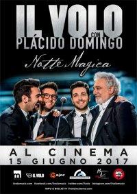 Il Volo con Plácido Domingo – Notte magica in streaming & download