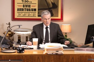 I segreti d Twin Peaks: Don Murray in una scena