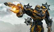 Transfomers: Bumblebee sarà ambientato negli anni '80, pochi i Transformers nel film