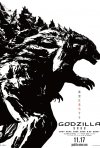 Godzilla: Monster Planet, la locandina del film