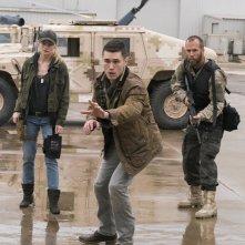 Fear the Walking Dead: una sequenza della terza stagione