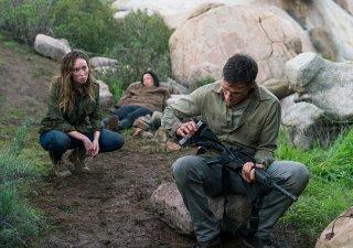 Fear the Walking Dead: una scena della premiere della terza stagione