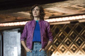 GLOW: Alison Brie in una scena della prima stagione