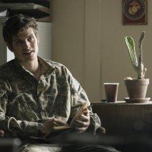 Fear the Walking Dead: Daniel Sharman in una scena della terza stagione