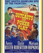 Locandina di I banditi di Poker Flat