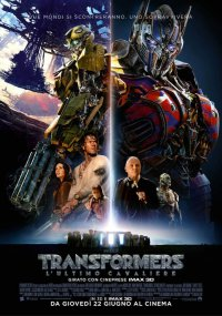 Transformers – L'ultimo cavaliere in streaming & download
