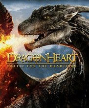 Locandina di Dragonheart - L'Eredità del drago