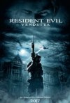 Locandina di Resident Evil - Vendetta