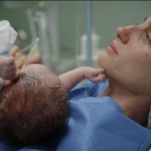 Ninna nanna: Francesca Inaudi in un momento del film