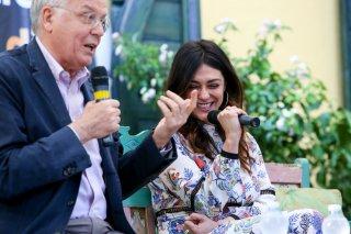 Parlare di Cinema a Castiglioncello 2017: Valentina Lodovini con Paolo Mereghetti