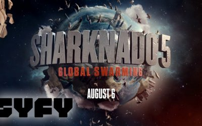 Sharknado 5 Global Swarming - Teaser Trailer