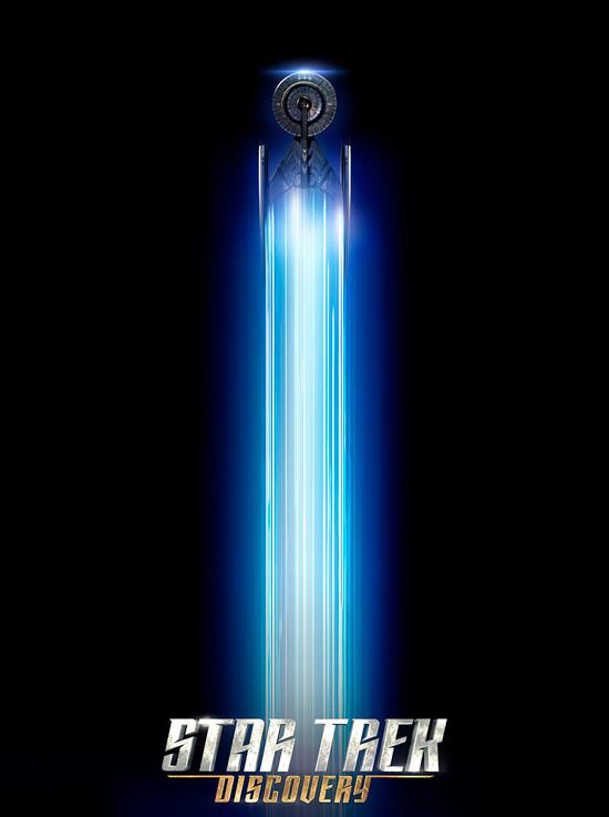 Star Trek: Discovery, il nuovo poster della serie