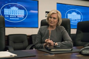 House of Cards 5: Jayne Atkinson in un'immagine della serie tv