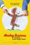 Locandina di Monkey Business: The Adventures of Curious George's Creators