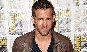 """Ryan Reynolds celebra la Festa del Papà con una foto """"discinta"""" di Sean Connery"""