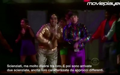 The Big Bang Theory: Video intervista a Chuck Lorre