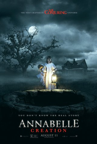 Annabelle 2: Creation - Un nuovo poster dell'horror