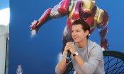 """Tom Holland è il nuovo Spider-Man: """"Robert Downey jr.? Al provino lo scambiai per un altro"""""""