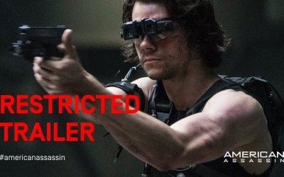 American Assassin - Trailer Red Band