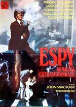 Locandina di Espy minaccia extrasensoriale