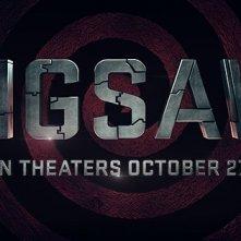Jigsaw: il logo del film