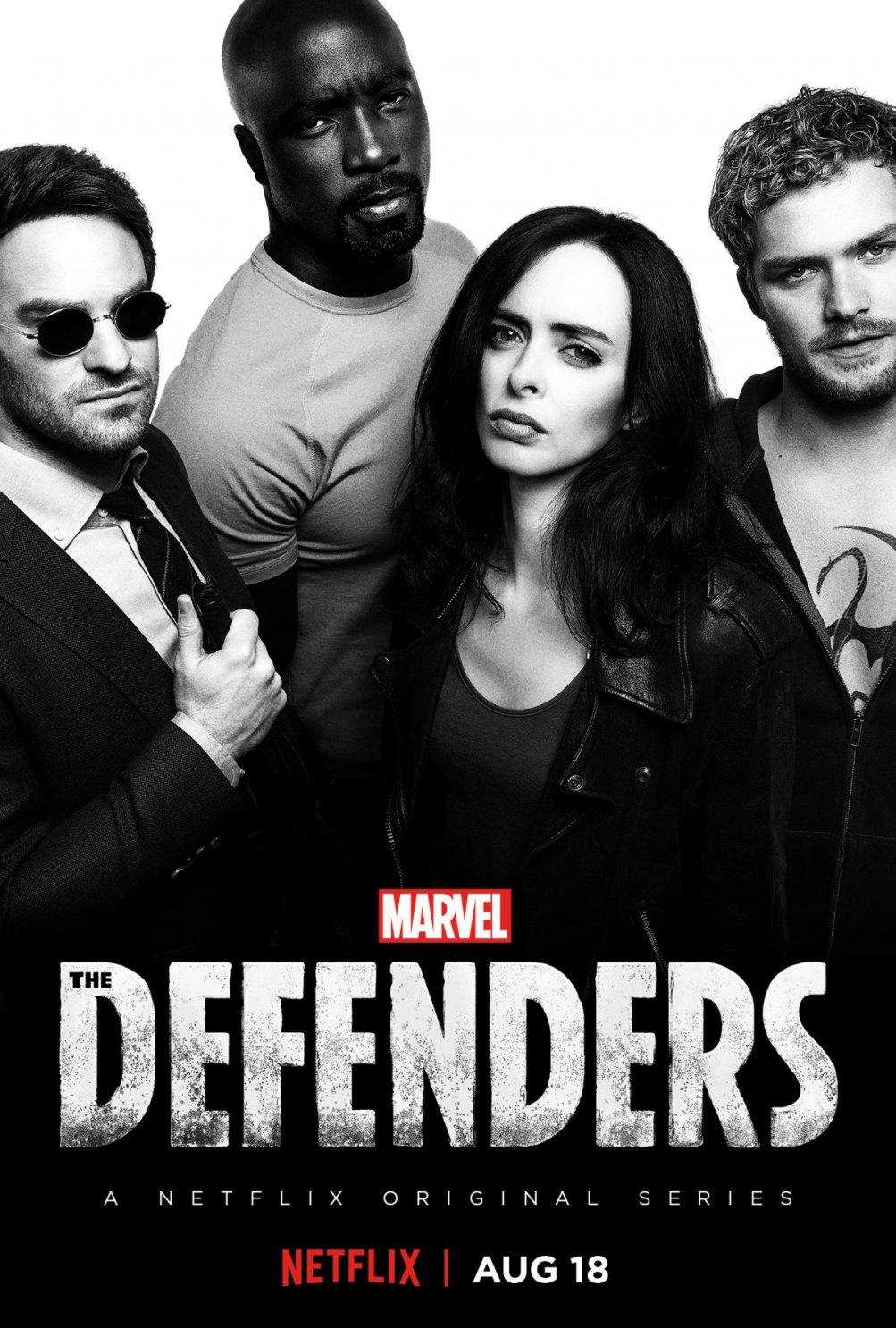 The Defenders: la nuova locandina