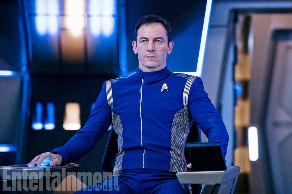 Star Trek: Discovery, la prima foto di Jason Isaacs