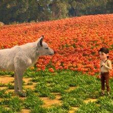 Savva: un'immagine del film d'animazione