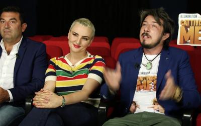 Cattivissimo Me 3, Max Giusti, Arisa e Paolo Ruffini: le tre voci italiane si raccontano